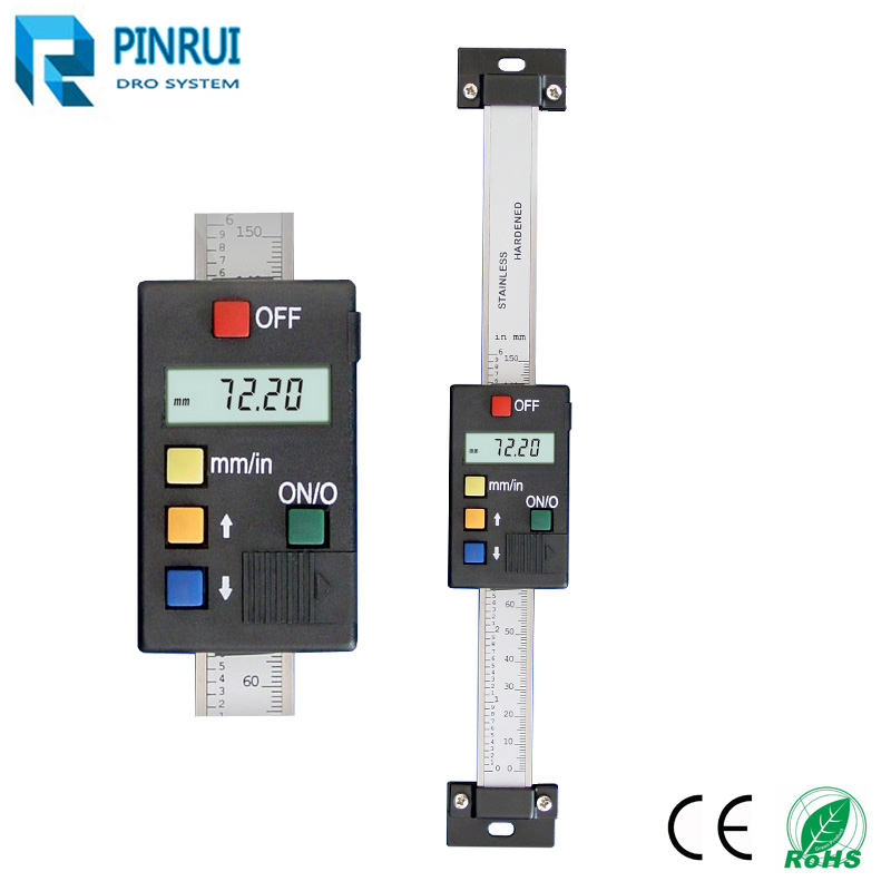 digital linear scale units in vertical direction guilin factory