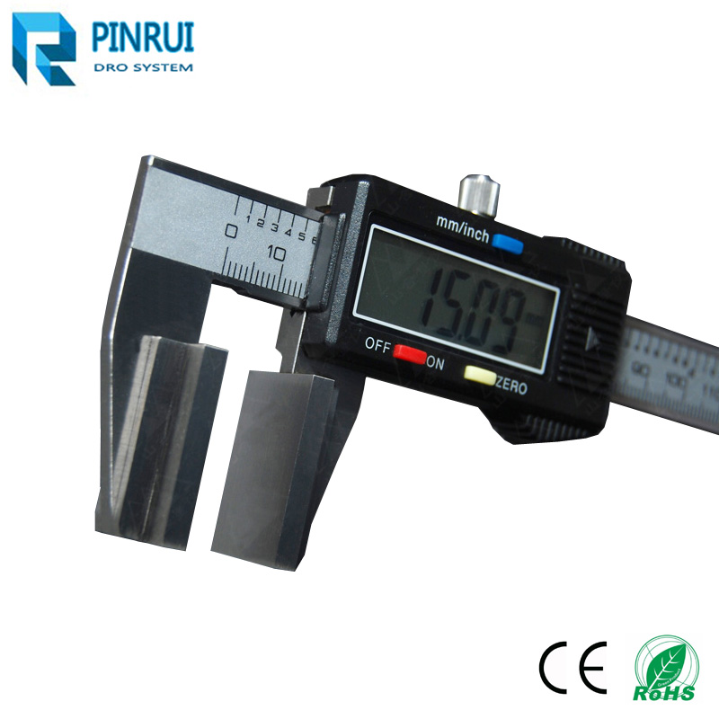 digital calipers gauge with wide measuring instrument from guilin