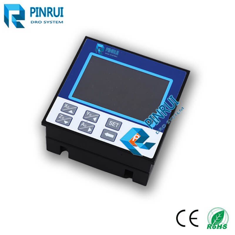3.5 inch LCD digital readout