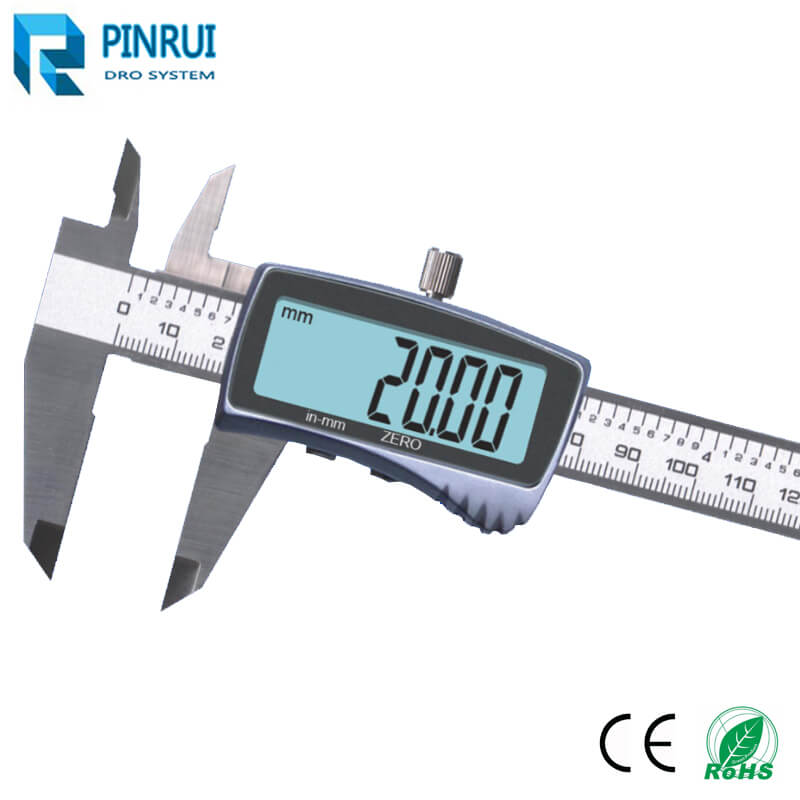 NEW stainless LCD digital calipers precision gauge under DIN862